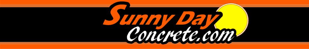 Sunny Day Concrete Logo