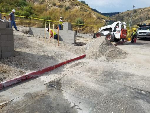 Large Commercial Concrete Projects